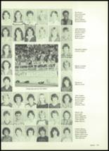 1983 Millington Central High School Yearbook Page 198 & 199