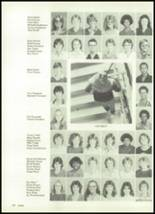 1983 Millington Central High School Yearbook Page 202 & 203