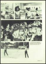 1983 Millington Central High School Yearbook Page 218 & 219