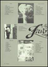 1983 Millington Central High School Yearbook Page 220 & 221
