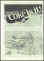 1983 Millington Central High School Yearbook Page 242 & 243