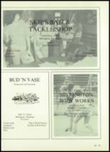 1983 Millington Central High School Yearbook Page 244 & 245