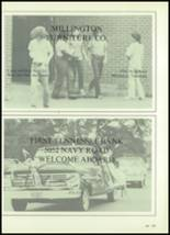 1983 Millington Central High School Yearbook Page 252 & 253