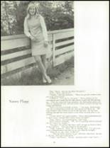1968 Princeton Day School Yearbook Page 34 & 35