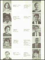 1968 Princeton Day School Yearbook Page 56 & 57