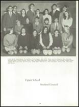 1968 Princeton Day School Yearbook Page 70 & 71