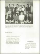 1968 Princeton Day School Yearbook Page 72 & 73