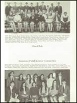 1968 Princeton Day School Yearbook Page 80 & 81