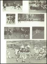 1968 Princeton Day School Yearbook Page 88 & 89