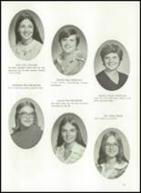 1978 Panama High School Yearbook Page 14 & 15