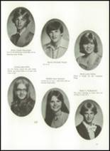 1978 Panama High School Yearbook Page 20 & 21
