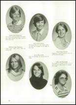1978 Panama High School Yearbook Page 22 & 23