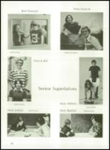1978 Panama High School Yearbook Page 32 & 33