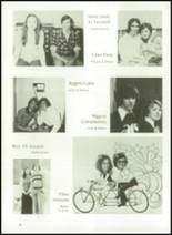 1978 Panama High School Yearbook Page 34 & 35