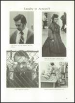 1978 Panama High School Yearbook Page 42 & 43