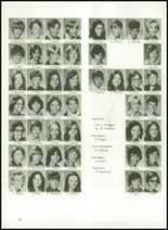 1978 Panama High School Yearbook Page 52 & 53