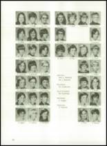 1978 Panama High School Yearbook Page 54 & 55