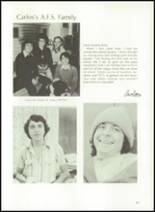 1978 Panama High School Yearbook Page 70 & 71