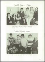 1978 Panama High School Yearbook Page 76 & 77