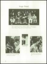 1978 Panama High School Yearbook Page 86 & 87