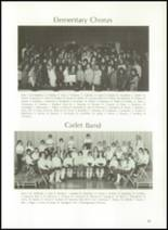 1978 Panama High School Yearbook Page 88 & 89