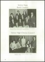 1978 Panama High School Yearbook Page 90 & 91