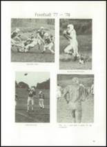 1978 Panama High School Yearbook Page 98 & 99