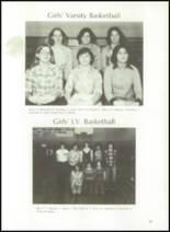 1978 Panama High School Yearbook Page 102 & 103