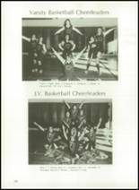 1978 Panama High School Yearbook Page 104 & 105