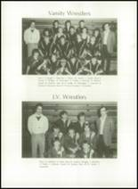 1978 Panama High School Yearbook Page 108 & 109