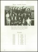 1978 Panama High School Yearbook Page 112 & 113
