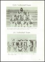 1978 Panama High School Yearbook Page 116 & 117