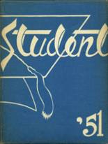 1951 Yearbook Port Huron High School