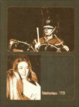 1973 Yearbook McClintock High School