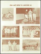 1955 Springfield High School Yearbook Page 14 & 15