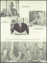 1955 Springfield High School Yearbook Page 24 & 25