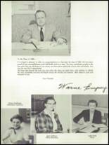 1955 Springfield High School Yearbook Page 26 & 27