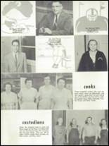 1955 Springfield High School Yearbook Page 36 & 37