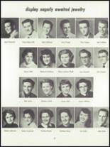 1955 Springfield High School Yearbook Page 48 & 49