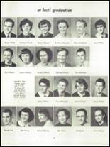 1955 Springfield High School Yearbook Page 56 & 57