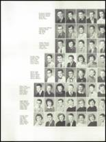 1955 Springfield High School Yearbook Page 60 & 61
