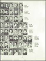 1955 Springfield High School Yearbook Page 62 & 63