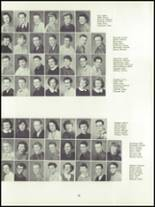 1955 Springfield High School Yearbook Page 64 & 65