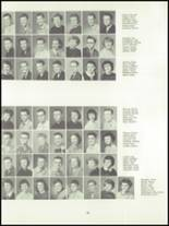 1955 Springfield High School Yearbook Page 66 & 67