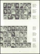 1955 Springfield High School Yearbook Page 68 & 69
