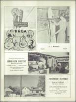 1955 Springfield High School Yearbook Page 72 & 73