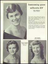 1955 Springfield High School Yearbook Page 74 & 75