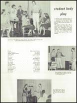 1955 Springfield High School Yearbook Page 78 & 79