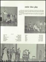 1955 Springfield High School Yearbook Page 80 & 81