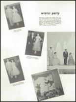1955 Springfield High School Yearbook Page 84 & 85
